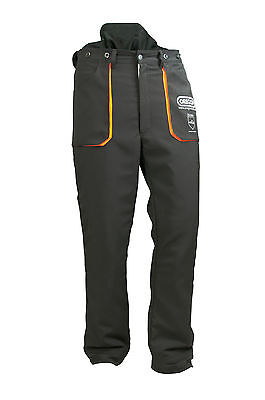 £63.25 • Buy Brand New Oregon Yukon Type A Chainsaw Trousers Multiple Sizes Available