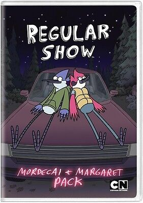 Regular Show: Mordecai + Margaret Pack (2014, REGION 1 DVD New) • 9.34£