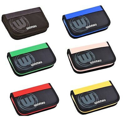 Winmau Urban Pro Darts Case / Wallet - Large - Holds 2 Sets - Choice Of Colours • 9.95£