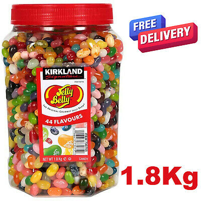 1.8kg Original Jelly Belly Jellybeans Jelly Beans • 27.49£