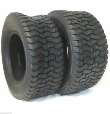 £87.01 • Buy (2) Two 20x10.00-10 D265 Turf Tubeless Tires Lawn Mower Tractor Garden FREE SHIP