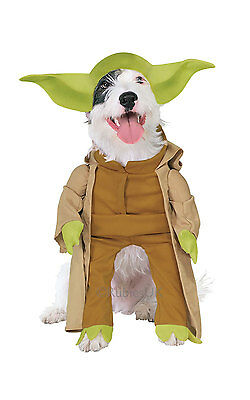 Star Wars Pet Costumes Super Hero Dog Cat Outfit • 12.99£