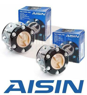 AU299 • Buy 2 X GENUINE AISIN FREE WHEEL HUBS FOR TOYOTA 75 76 78 79 105 SERIES LANDCRUISER