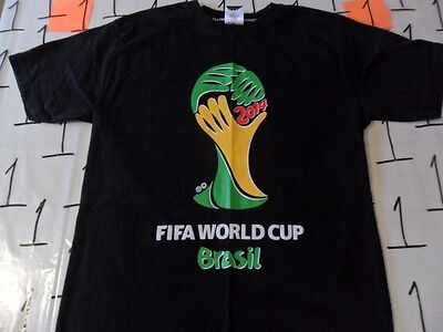 £4.36 • Buy Small- NWOT FIFA World Cup T- Shirt