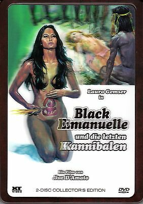 Emanuelle And The Last Cannibals , 3D-Holocover Ultrasteelbook , New , Black • 27.99£