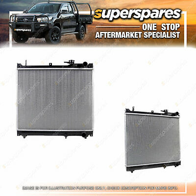 AU225.30 • Buy Radiator For Suzuki Grand Vitara SQ416 1.6 Litre Inline 4 Petrol-G16B