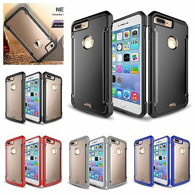 AU8.47 • Buy IPhone 7 & 8 Plus Luxury Ultra-Slim Defender Shockproof Hybrid TPU Case New Box