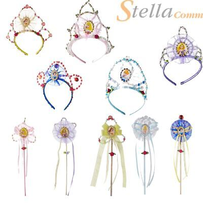 Rubies Tiara Or Wand Disney Princess Fancy Dress Costume Prop • 7.49£