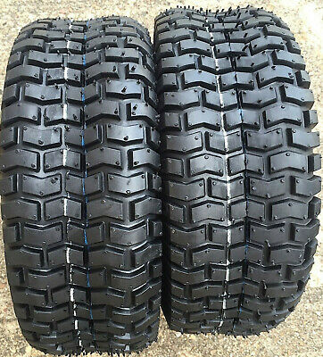£27.55 • Buy (2) Two 11x4.00-5 Lawn Tractor D265 Turf Tubeless Tires 11x4-5 Tubeless