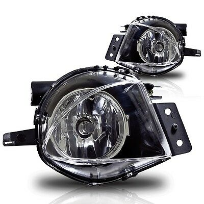 $43.99 • Buy 06-08 BMW E90 3 Series Front Bumper Replacement Fog Lights Lamps Pair - Clear