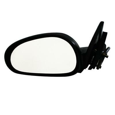 $31.91 • Buy Fit Ford Mustang 99-04 Front Left Driver Side Power Door Mirror Textured Cover