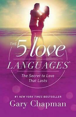 AU26.70 • Buy The 5 Love Languages: The Secret To Love That Lasts By Gary Chapman (English) Pa