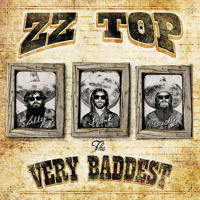 AU28.72 • Buy ZZ Top - Very Baddest [New CD]