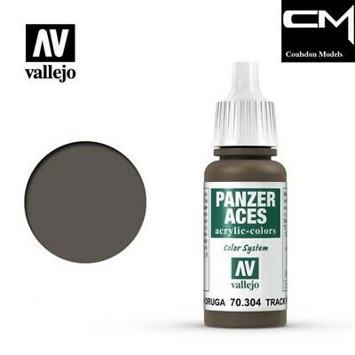 Vallejo Panzer Aces Track Primer 70.304 - 17ml Acrylic Modelling Paint • 2.30£
