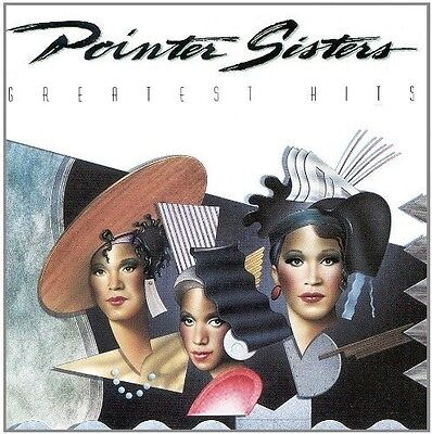 The Pointer Sisters - Greatest Hits [New CD] • 6.88£
