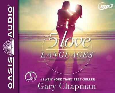 AU26.44 • Buy The 5 Love Languages: The Secret To Love That Lasts By Gary Chapman (English) MP