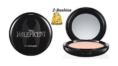 $39.99 • Buy MAC Maleficent Beauty Powder Natural Face Powder Compact Limited Edition New