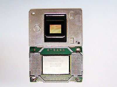 £51.18 • Buy Genuine DMD/DLP Chip 1076-6318W/6139W For Optoma Toshiba Dell Other Projectors