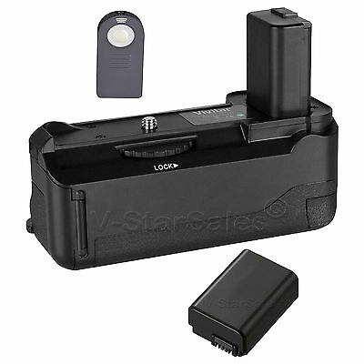 $ CDN90.55 • Buy Vivitar Battery Grip For Sony A6000 + NP-FW50 Replacement Battery