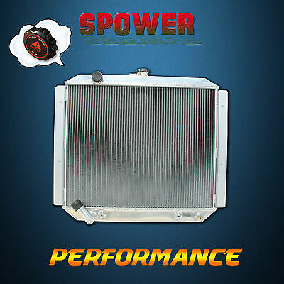 AU300 • Buy Aluminum Radiator For Mitsubishi Pajero NJ NK NL 3.5L 6G74 V6 Petrol 2 ROW