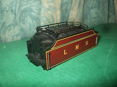 HORNBY LMS UNREBUILT PATRIOT RED TENDER BODY ONLY - No.1 • 16.95£