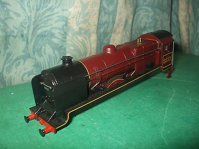 Hornby Lms Unrebuilt Patriot Maroon Loco Body Only - Lord Rathmore • 32.95£