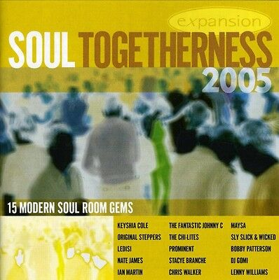 Various Artists - Soul Togetherness 2005 / Various [New CD] UK - Import • 10.96£