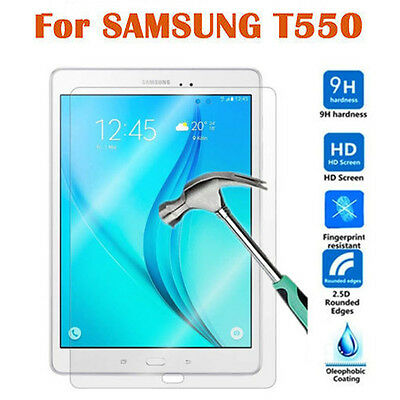 £3.99 • Buy Screen Protector Tempered Glass For Samsung Galaxy Tab Tablets A 9.7  T550/T555