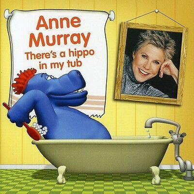 Anne Murray - There's A Hippo In My Tub [New CD] Canada - Import • 10.94$