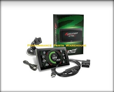 $729.95 • Buy EDGE EVOLUTION CTS2 DIESEL TUNER Fits 01-16 Chevy, 95-19 Ford, 03-12 Dodge