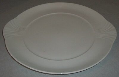 Villeroy & And Boch ARCO WEISS Round Platter / Chop Plate With Handles 30.5cm • 69.99£