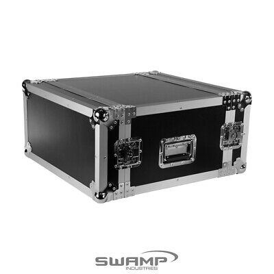 AU289.99 • Buy SWAMP Wooden Shockproof 19 Inch Rack 4U Flight / Road Case