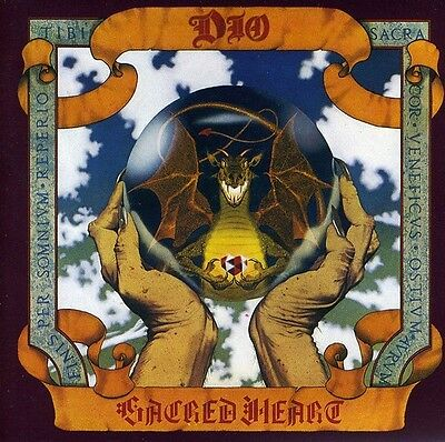 $11.58 • Buy Dio - Sacred Heart [New CD] Holland - Import