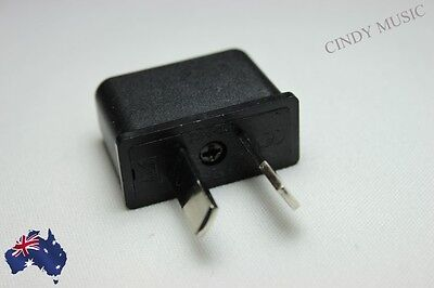 AU3.99 • Buy NEW USA EU EURO ASIA To AU AUS AUST AUSTRALIAN POWER PLUGs TRAVEL ADAPTER