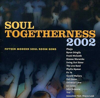 Various Artists - Soul Togetherness 2002 / Various [New CD] UK - Import • 11.06£