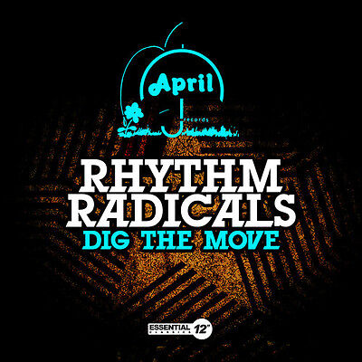 £11.79 • Buy Rhythm Radicals - Dig The Move [New CD] Manufactured On Demand