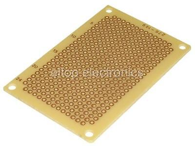£1.99 • Buy Printed Circuit Matrix Board With Copper Pads Grid-Style Prototyping PCB