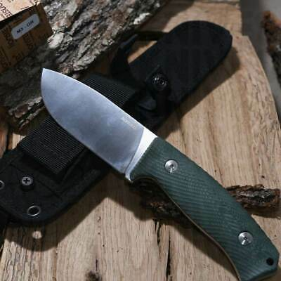 $ CDN203.54 • Buy Lionsteel M3 Green G10 Ac2 Edition Fixed Blade Knife Cod M3 G10 Gr