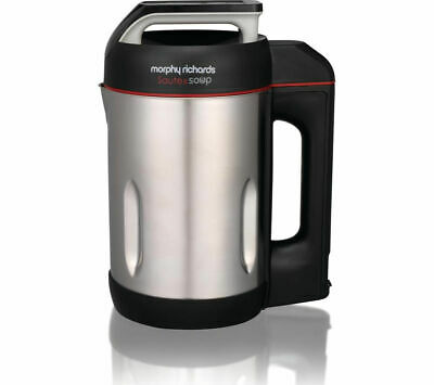 MORPHY RICHARDS 501014 Sauté And Soup Maker - Stainless Steel - Currys • 69.99£