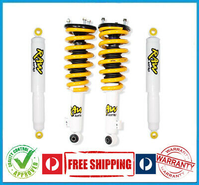 AU864 • Buy Mitsubishi Triton Mn-ml 06-15 Front 50mm Formula Ready Struts & Rear Shocks