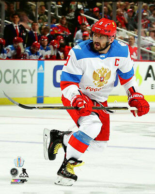 $23.99 • Buy Alex Ovechkin TEAM RUSSIA 2016 World Cup Of Hockey Captain Premium POSTER PRINT