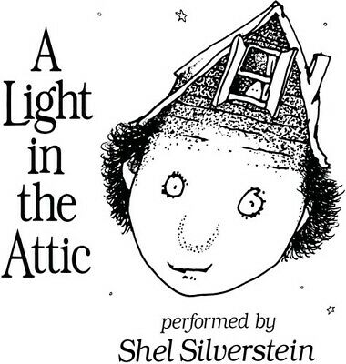 Shel Silverstein - A Light In The Attic [New CD] • 6.79£