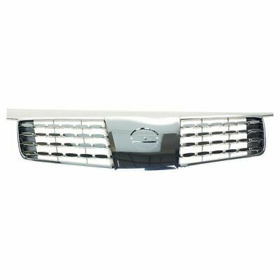 $46.85 • Buy Grille Grill Front Chrome & Gray For 04-06 Nissan Maxima