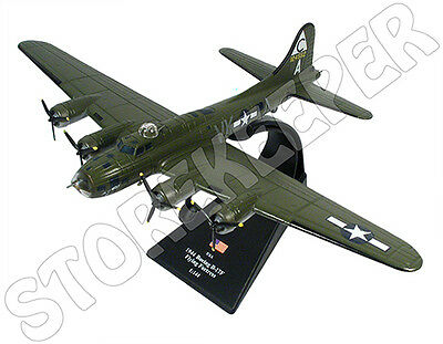 Boeing B-17F Flying Fortress - SKY WOLF - USA 1944 - 1/144 (No2) • 11.45£