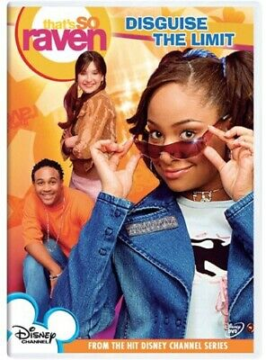 That's So Raven: Disguise The Limit (2005, REGION 1 DVD New) • 4.97£