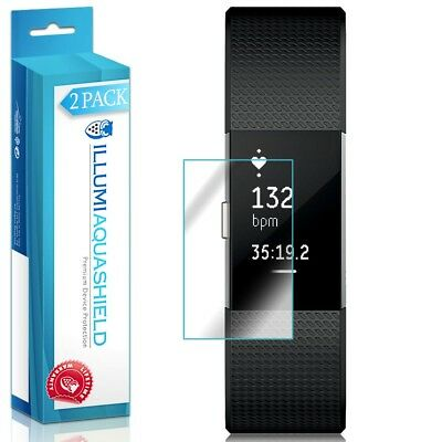 $ CDN11.46 • Buy ILLumi AquaShield Clear Screen Protector For Fitbit Charge 2 (6-Pack)