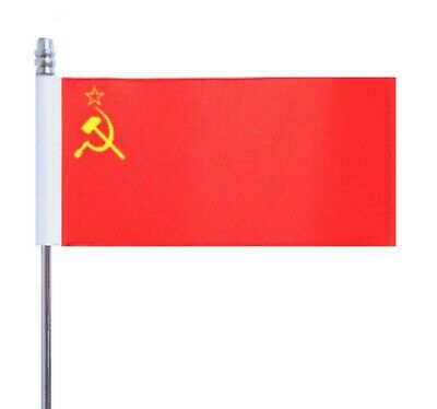 USSR Soviet Union Russia Ultimate Table Flag • 13£
