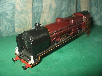 Hornby Lms Unrebuilt Patriot Maroon Loco Body Only - Holyhead • 24.95£