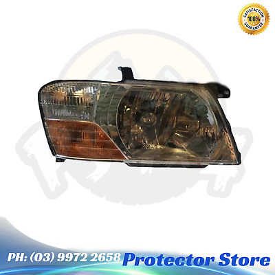AU125 • Buy Right Hand Side Headlight To Suit A Mitsubishi Pajero NM NP 2002-2006