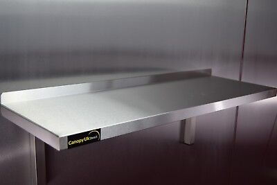 Stainless Steel Shelf 600mmx300mm For Commercial Kitchens Workshops And Stores  • 33.99£